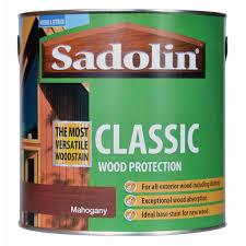Sadolin Classic All Purpose Woodstain Sadolin