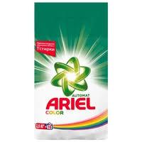 <b>Стиральный порошок Ariel Color</b> (автомат) — Стиральный ...