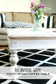 best 10 painted coffee tables ideas on farm style regarding white living room tables