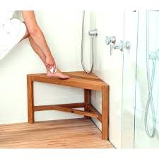 teak stools for shower teak stools for shower shower teak bench teak corner shower bench small