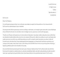 Start Cover Letters Enchanting Sample Cover Letter Career Change Colbroco