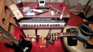 Guitar Technician Become A Guitar Technician With Sphynx Guitar Tech In Devon