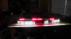 Federal Signal Solaris Light Bar Federal Signal Ils Spectralux And Cn Signalmaster By