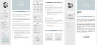 1 Page Resume Or 2 Eliolera Com