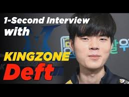 Advice For Second Interview 1 Second Interview With Kz Deft Short Advice To Amateurs Who Wanted To Become Pros