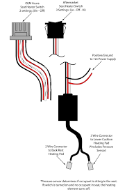 heated seats 94 97 accord honda tech just start experimenting by connecting wires i ll burn something up the red power wire has an inline fuse that i didn t include in the diagram thanks