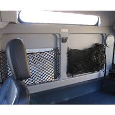 land rover defender 90 interior. mud uk land rover defender 90 interior side panel trim pair in grey with storage nets