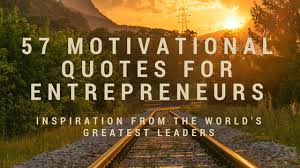 Motivational Quotes For Entrepreneurs Stunning 48 Motivational Quotes For Entrepreneurs