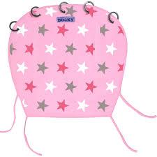<b>Защитная накидка Dooky</b> Design Clona 126617 Baby Pink-Pink ...