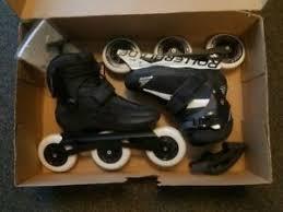 Details About Rollerblade Endurace 110 Inline Skates Size 8 0
