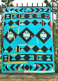 Southwest Quilt Patterns Mesmerizing Southwestern Quilt Patterns Beautifully Colorful Night Music In The