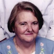 May Barnett Obituary - Visitation & Funeral Information