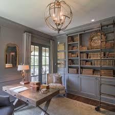 gray home office. Benjamin Moore Chelsea Gray Room Home Office