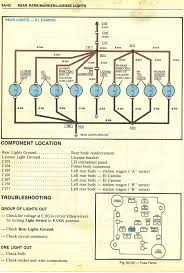 wiring diagrams 1967 El Camino Wiring Diagram rear lights el camino 1967 el camino wiring diagram free