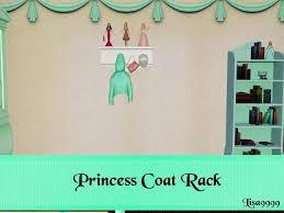 Princess Coat Rack lisa100's Princess Coat Rack 98