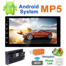 Mirror Link 2din Radio Gps Vehicle Stereo Mp5 Player Bluetooth 7 Inch Car Radio