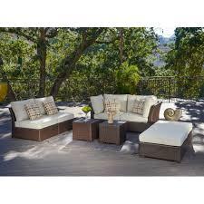 amazoncom patio furniture. Fresh Brown Wicker Outdoor Furniture Amazon Com Christopher Knight Home 296323 Kyoto 3 Piece Chat Set Amazoncom Patio A