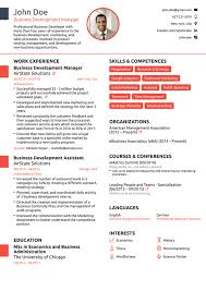 Create Professional Cv