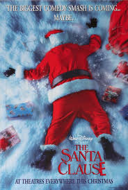 the santa clause 1994 poster. Delighful The SANTA CLAUSE POSTER For The Santa Clause 1994 Poster L