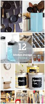Small Kitchen Organization 15 Storage And Organization Ideas For Your Kitchen Cool Kitchen
