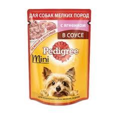 Купить корм <b>паучи Pedigree</b> для собак в интернет-магазине ...