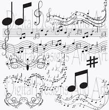 il_fullxfull.658222671_jqwg music clipart, notes clip art, digital clipart musical accenq on printable music note cake topper