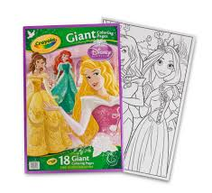 Watch your favorite disney film together, add popcorn, a drink, and a sweet treat. Giant Coloring Pages Disney Princess Crayola