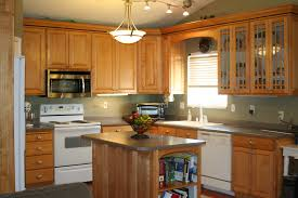 71 Examples Lovely Winsome Natural Maple Kitchen Cabinets Granite