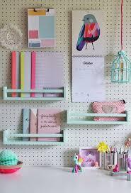 Practical, Creative, Decorative Pegboard Ideas for Workspace