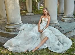the top 10 most glamorous strapless wedding dresses to choose from