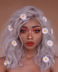 nyané lebajoa is a model makeup artist and entrepreneur born in lesotho now living in london known simply by the moniker nyané she has attracted