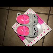 Olive And Edie Baby Girl Shoes