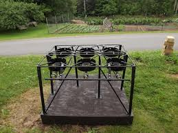 Outdoor Canning Kitchen Outdoor Canning Stove The Huntingpacom Outdoor Community