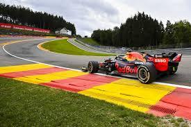 Erst zum vierten mal ist die königsklasse des motorsports in. Mercedes Bestzeit In Spa Aber Max Verstappen Ist Dran