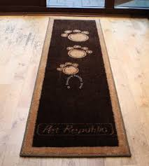 pet rebellion runner stylish amp fun floor mat