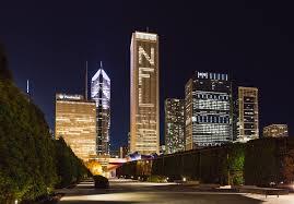 Blue Cross Blue Shield Building Lights Blue Cross Blue Shield Tower Archives Jll Chicago Blog