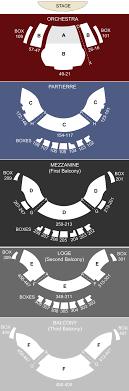 Ellie Caulkins Opera House Denver Co Seating Chart