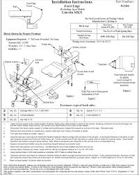 ford edge trailer wiring harness image 2011 2014 ford edge trailer hitch amp wiring harness combo kit on 2014 ford edge trailer