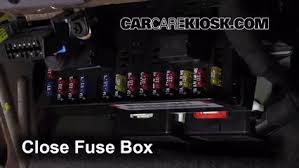 interior fuse box location 1996 2000 plymouth voyager 2000 caravan fuse box remove interior fuse box location 1996 2000 plymouth voyager 2000 plymouth voyager 3 3l v6