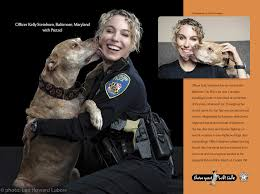 Animal Cop Only A Punk Would Hurt A Cat Or Dog National Sheriffs