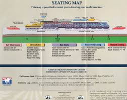 Belmont Race Track Seating Chart 43 Genuine Belmont Stakes Seating Chart