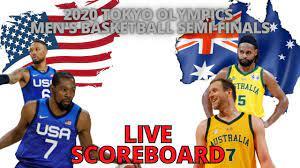 LIVE - USA VS AUSTRALIA - MEN'S ...