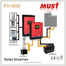 Inverter For Solar Panels Design Hot Item New Design 10000w On Grid Solar Power Inverter