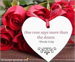 Rose Quotes Love