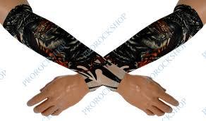 Návleky Na Ruce Tetování Drak A Tygr Dragon And Tiger Prorockshop