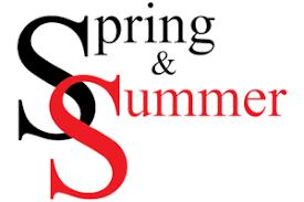 <b>Spring</b> & <b>Summer</b>