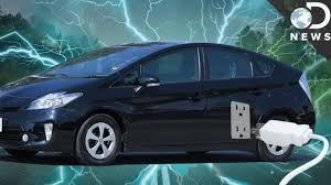 Are Electric Cars Actually Better For The Environment? - YouTube