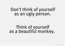 Ugly Is Beautiful Quotes Best Of Funny Quote About Ugly People