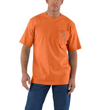 Carhartt Men's Workwear Pocket Tee Spring ... - Kenco Outfitters