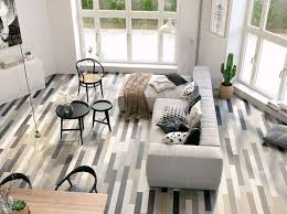 essential collection of wood look porcelain planks mixed colors available at avalon flooring 14